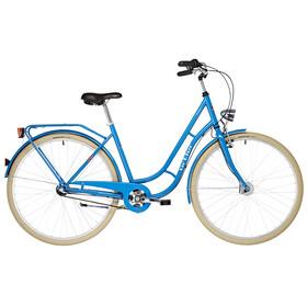 Ortler Detroit 3s EQ Naiset kaupunkipyörä , sininen